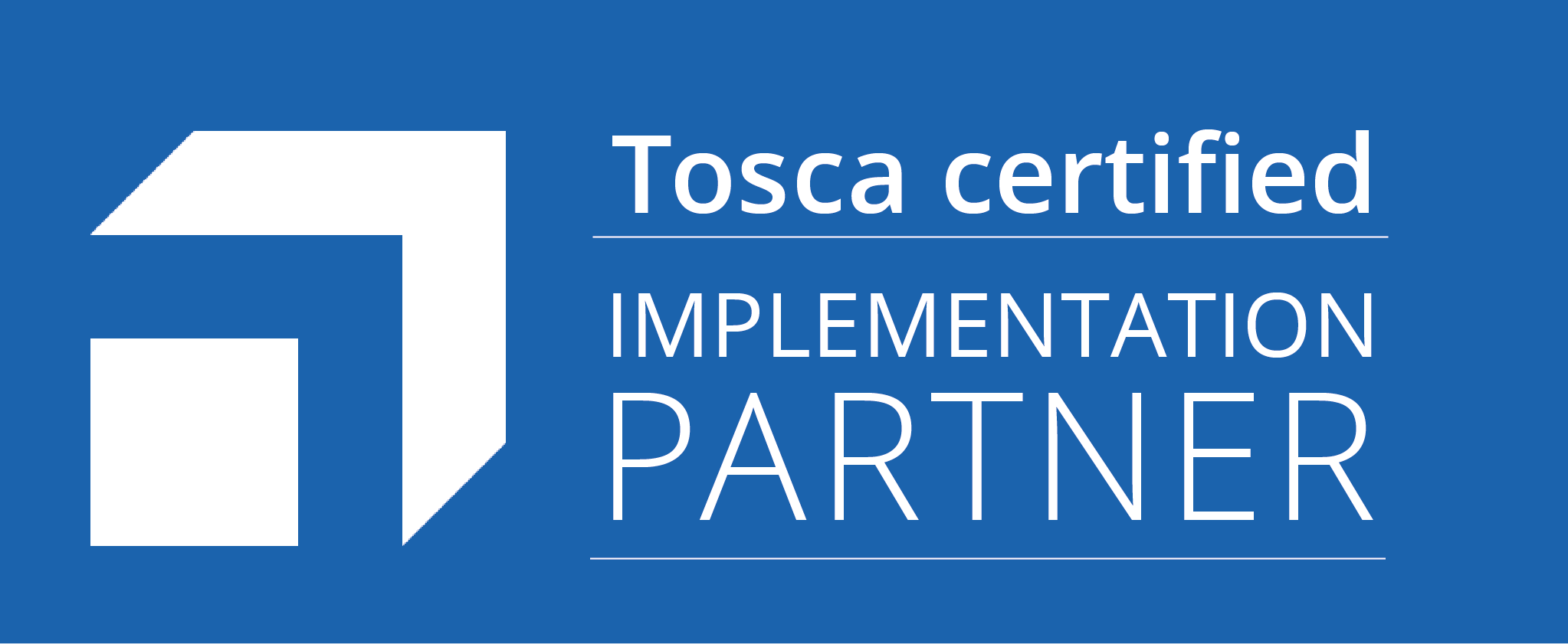 tosca test suite   qualification